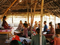 about open dharma retreats