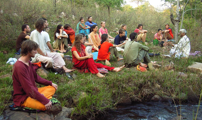 open dharma meditation retreats